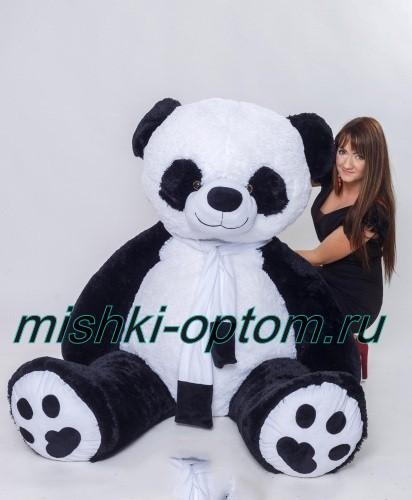 Мишка i love you 230 см Молочный