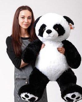 Панда с шарфиком 110 см