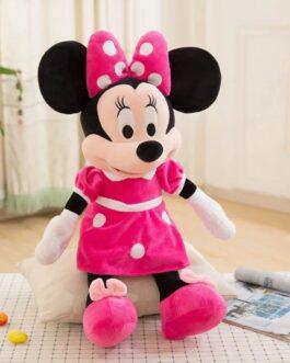Минни Маус 90 см в Розовом платье