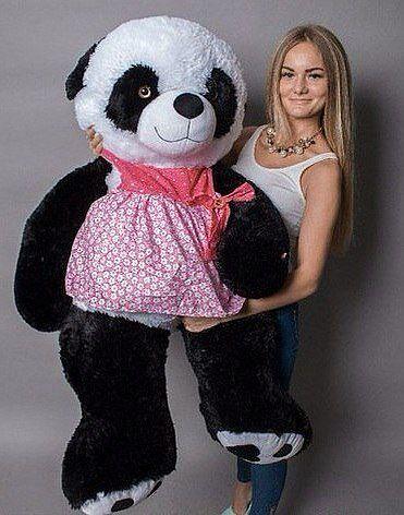Панда девочка 150 см
