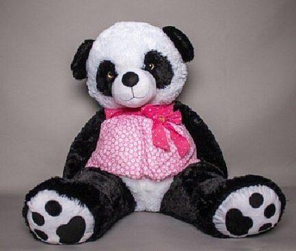 Панда девочка 110 см