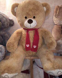 Мишка Тим 150 см с шарфиком 2