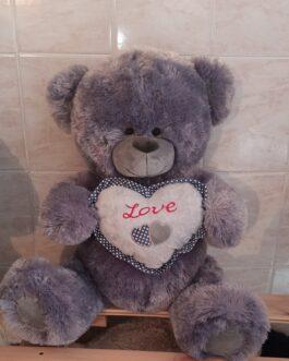 Мишка Teddy 85 см с сердцем